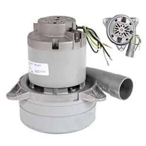 Moteur pour centrales d'aspiration Cyclovac DL150 et DL3000P, Cyclovac TM750212