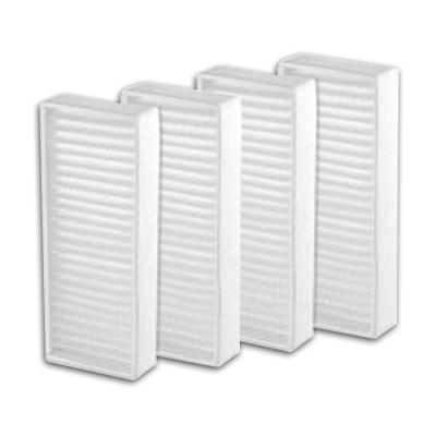 4 filtres à poussière de charbons moteur pour les aspirateurs centraux type Cyclovac depuis 2007 et aspirateurs centraux HD