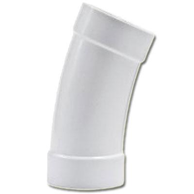 Coude 22,5° grand rayon FF, obligatoire pour tous les systèmes de flexible rétractable