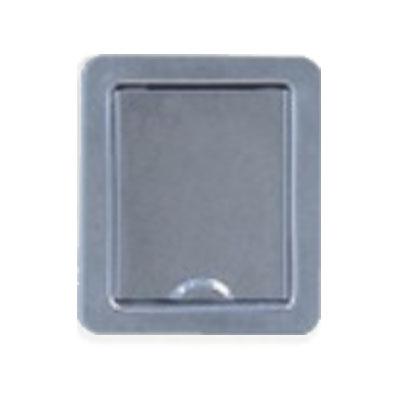 Prise en acier inoxydable plate Inox