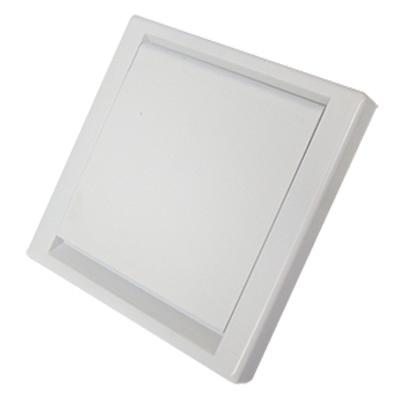 Prise Quadra blanche carrée