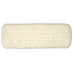Mop Microfibre 44 x 13 cm   blanc