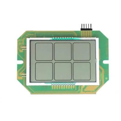 Carte Électronique Panneau de Commande pour centrale d'aspiration Sach Typhoon LCD, Sach R10060-SC