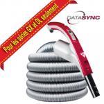 Flexible 10,70m variateur de vitesse DataSync diamètre 35mm, pour les séries GX et DL seulement, Cyclovac TBBO835C