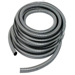 Flexible aspiration centralisée standard nu gris de 10 mètres
