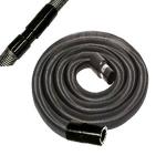 Rallonge de 2 m pour flexible noir/silver