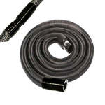 Rallonge de 4 m pour flexible noir/silver