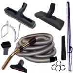 Set 8 accessoires + 1 flexible standard 9 m