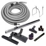 Set 8 accessoires + 1 flexible standard 12 m