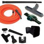 Set de 9 accessoires + 1 flexible de 5 m anti-écrasement