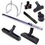 Set 8 accessoires + 1 flexible standard10 m