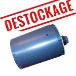 Manchon cylindrique + convoyeur aspirateur intégré pour SAPHIR 80, Unelvent 620069
