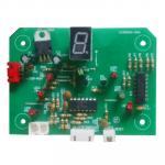Carte Électronique LED VAC Panneau de Configuration pour centrales d'aspiration SACH CVTech VAC Electra, Sach R10146-SC
