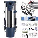 Aspiration centralisée AERTECNICA TX4A (jusqu'à 700 m²) - GARANTIE 3 ANS  - Avec 1 trousse flexible à variateur 9m + 8 accessoires + kit 4 prises + kit prise balai + kit prise garage