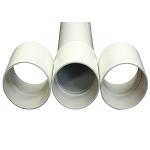 Kit 1 prise RETRAFLEX blanche nouvelle génération, 20% plus petit que le premier modèle! avec 15m de tuyaux pvc (pour flexibles de 9m et 12m non fournis)