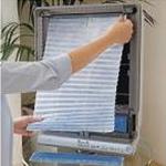 Filtre photocatalytiques pour Purificateur d'air daikin MCK75JVM-K (jeu de 7 filtres) ref : KAC998A4E DAIKIN